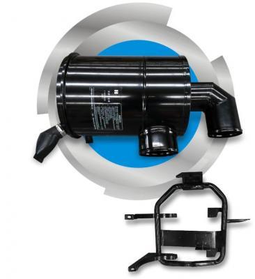 单级铁壳空滤器